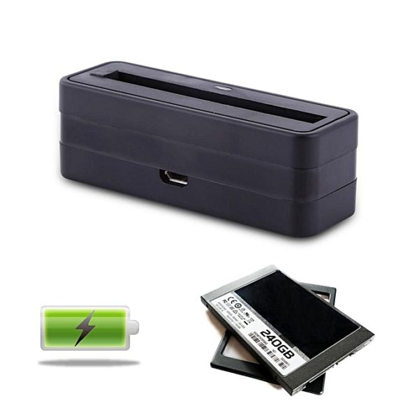 Android Desktop Battery Charger