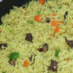 Packed Fried Rice