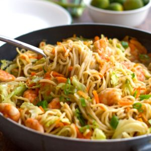 Oriental Fried Noodles
