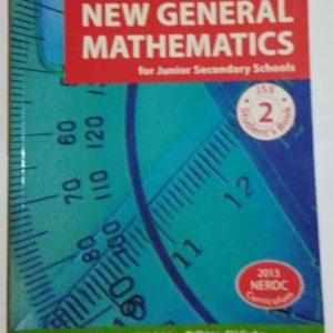 New General Mathematics for Junior Secondary Schools
