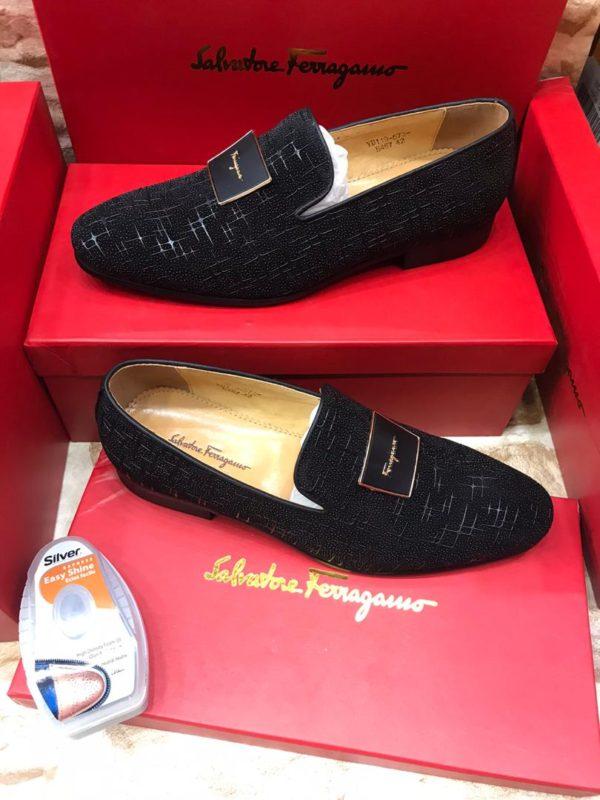 Original Salvatore Ferragamo Italian Shoes