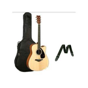 Guitar Bag and Strap