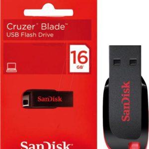 Sandisk Flashdrive 16GB