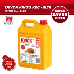 Devon King'S Cooking Oil – 5L