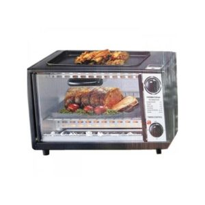 Master Chef Electric Oven With Toaster, Baker And Grill - 11Litres