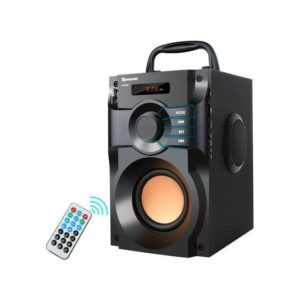Rechargeable Portable Bluetooth Home Theater Subwoofer FMSpk