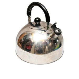 Stainless Steel Whistling Kettle - 4.0 Litre