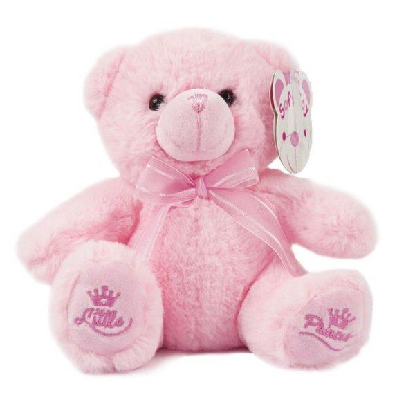 Little Princess' Pink Teddy Bear