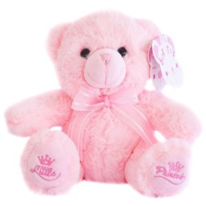 Little Princess' Pink Teddy Bear